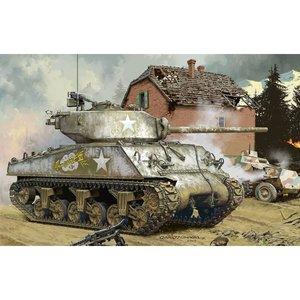 MENG TS-043 M4A3 (76) W SHERMAN 1/35