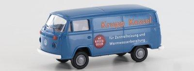 BREKINA 33539 VW T2 KASTEN 1/87
