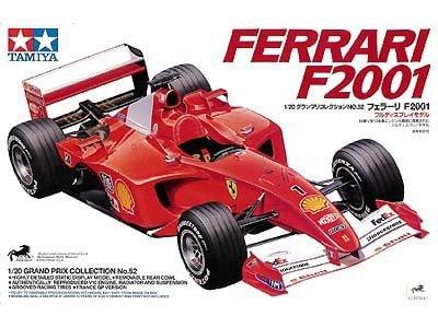 TAMIYA 20052 FERRARI F2001 1/20