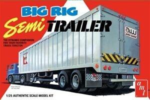 AMT 1164/06 BIG RIG SEMI TRAILER 1/25