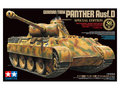 TAMIYA-25182-1-35-German-Tank-Panther-Ausf.D-Special-Edition
